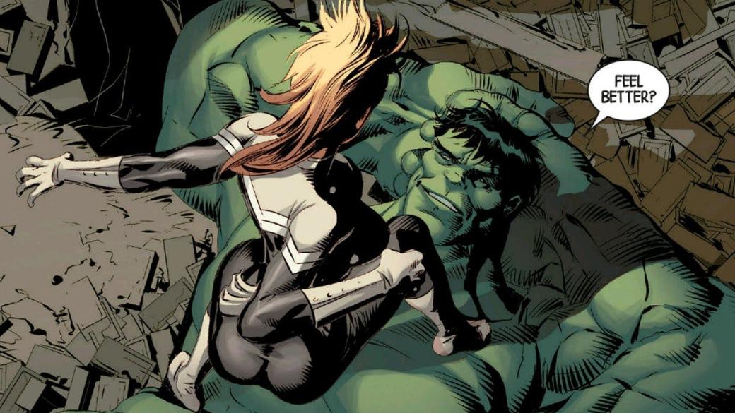 Мнение. Почему сверхсилы Кэрол Дэнверс в«Капитане Марвел» получились настолько несбалансированными | Канобу - Изображение 3