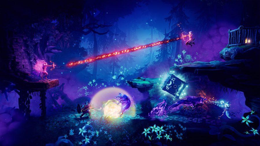 Всети появились 11 минут Trine4. Первые отзывы обигре— отличные   Канобу - Изображение 5816
