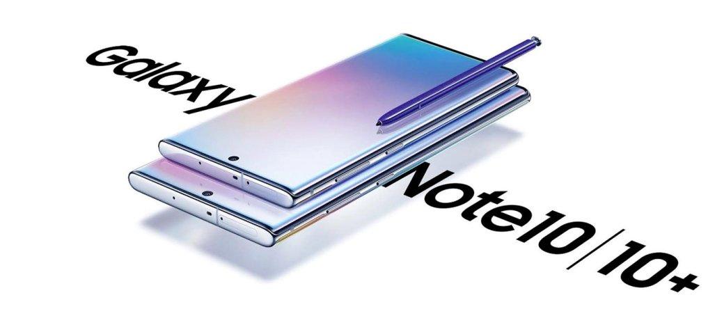 Samsung Galaxy Note 10 иNote 10+: все характеристики, цена идата выхода | Канобу - Изображение 1