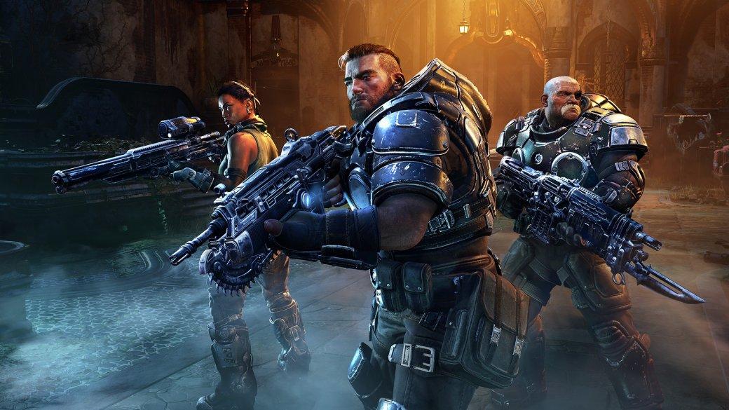 Gears Tactics— удачная попытка перенести Gears ofWar вжанр пошаговых стратегий