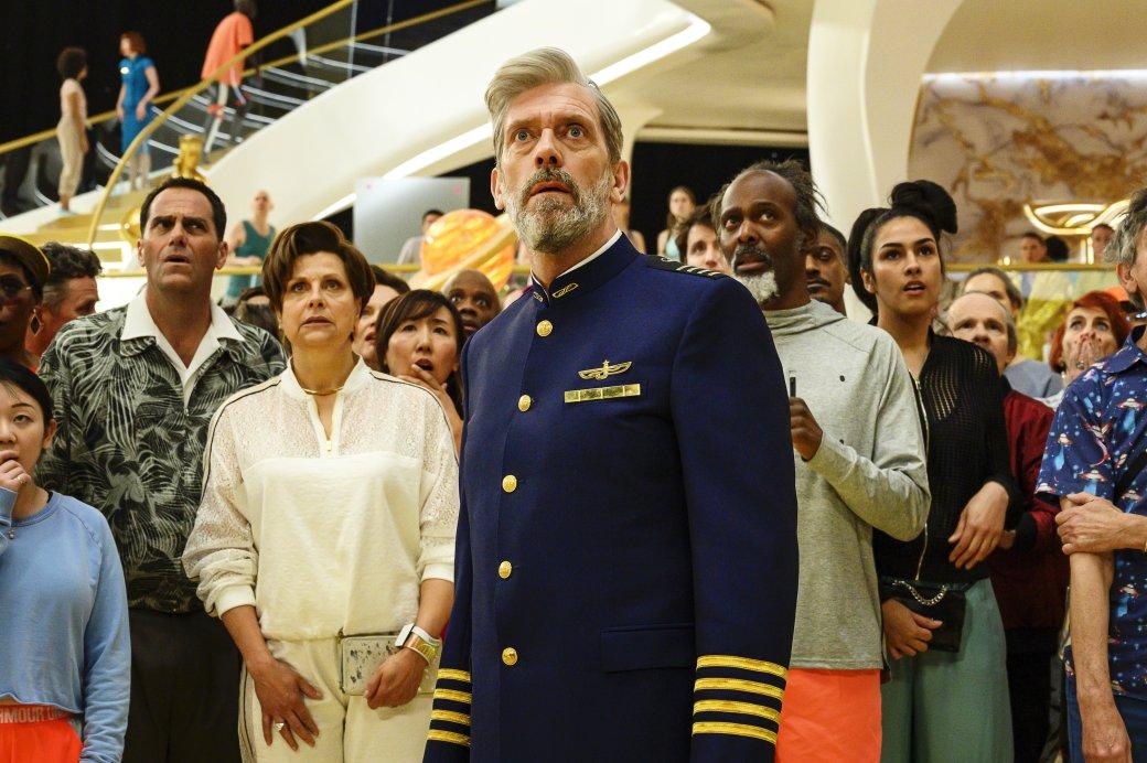 Космический лайнер, полный идиотов. Мнение опервых сериях «Авеню5» отсоздателя «Смерти Сталина» | Канобу - Изображение 7995