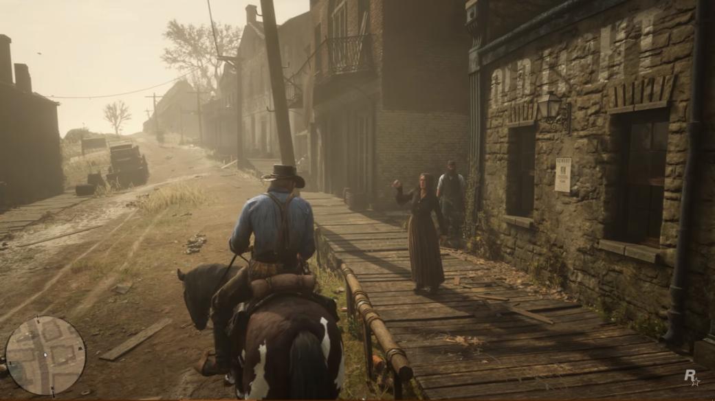 Что нового мыузнали изгеймплея Red Dead Redemption 2: глубокий мир, своя банда, социальные связи | Канобу - Изображение 9341