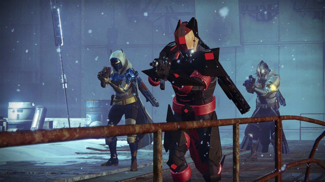 Раскрыты подробности дополнения Destiny: Rise of Iron   Канобу - Изображение 7406