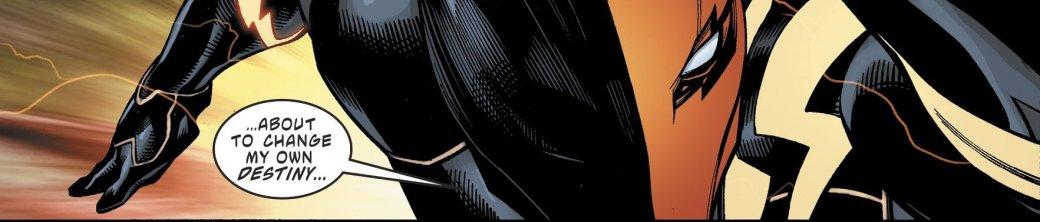 Жажда скорости: как изачем Дефстроук похитил способности Флэша? | Канобу - Изображение 9737