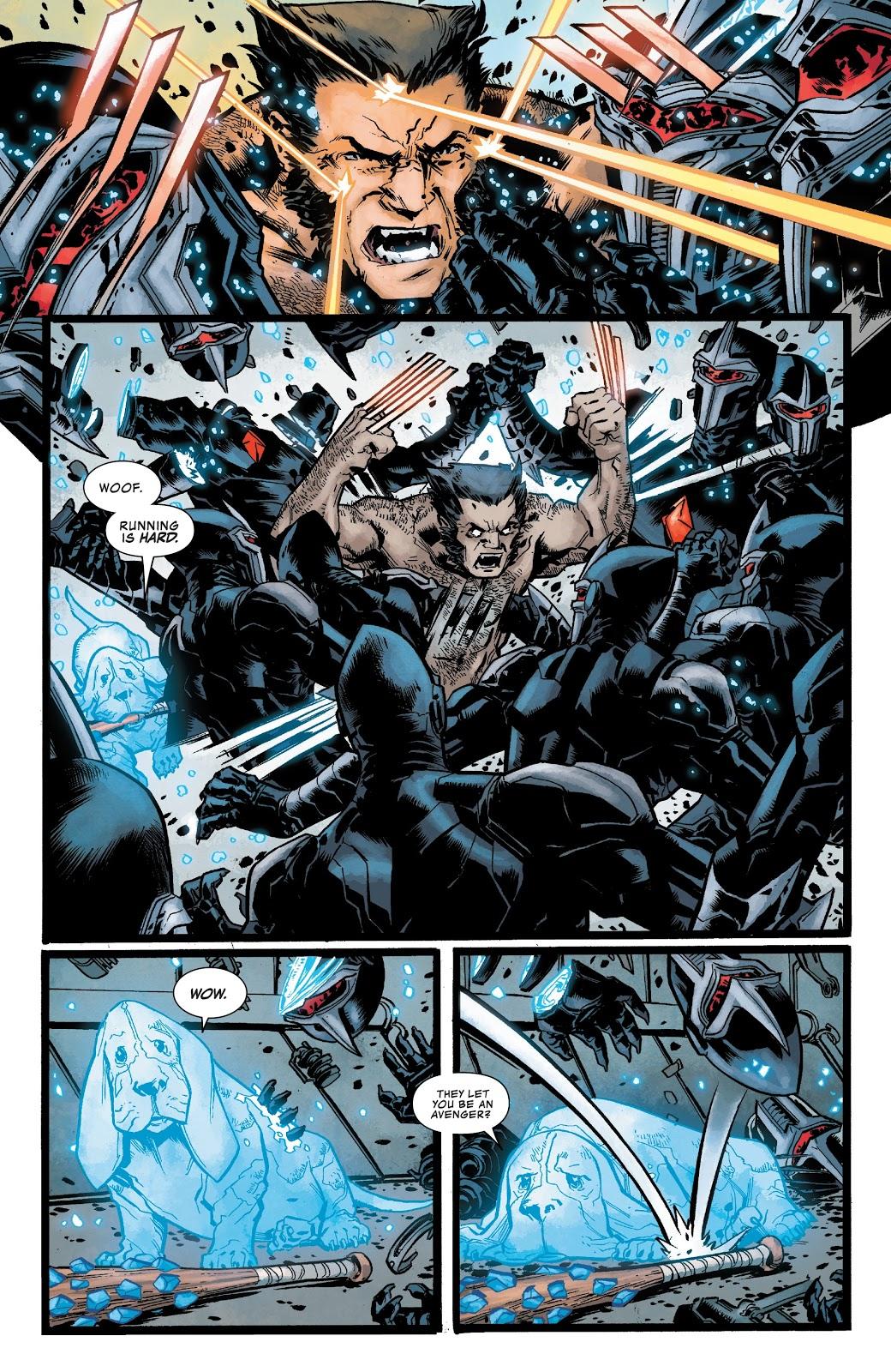 Wolverine: Infinity Watch— как Локи иРосомаха Камень Бесконечности защищали | Канобу - Изображение 5521