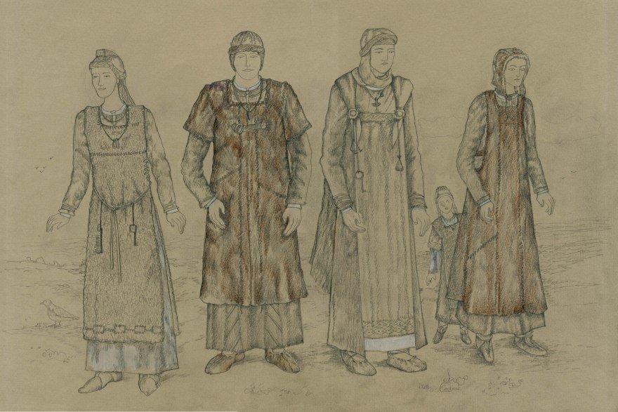 Эскизы костюмов для «Викинга» навевают ужас | Канобу - Изображение 2082