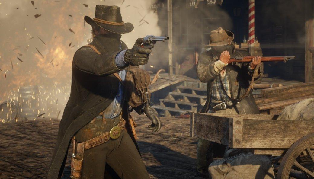 «Хотим, чтобы игроки запомнили этот мир». Авторы Red Dead Redemption 2 рассказали о мире и сюжете. - Изображение 3