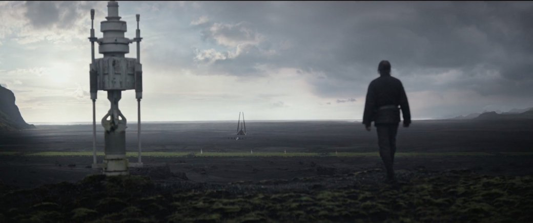 Рецензия на «Изгой-один: Звёздные войны. Истории» | Канобу - Изображение 16