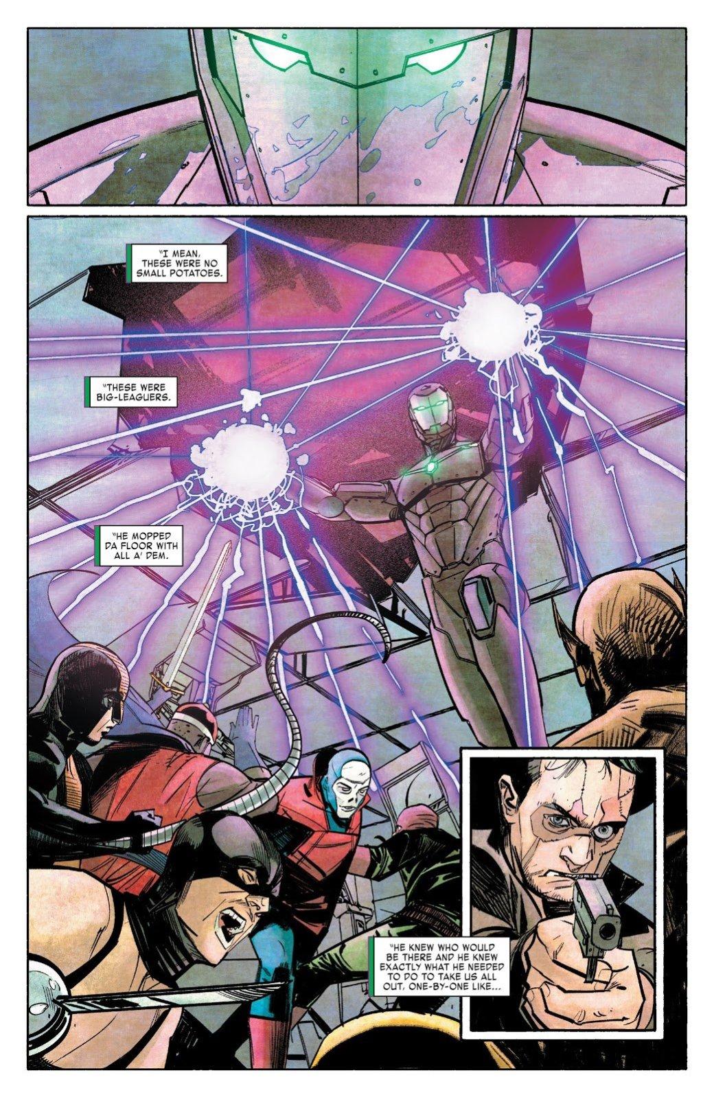 Почему комикс оДокторе Думе-герое— один изсамых смелых экспериментов Marvel последних лет | Канобу - Изображение 5