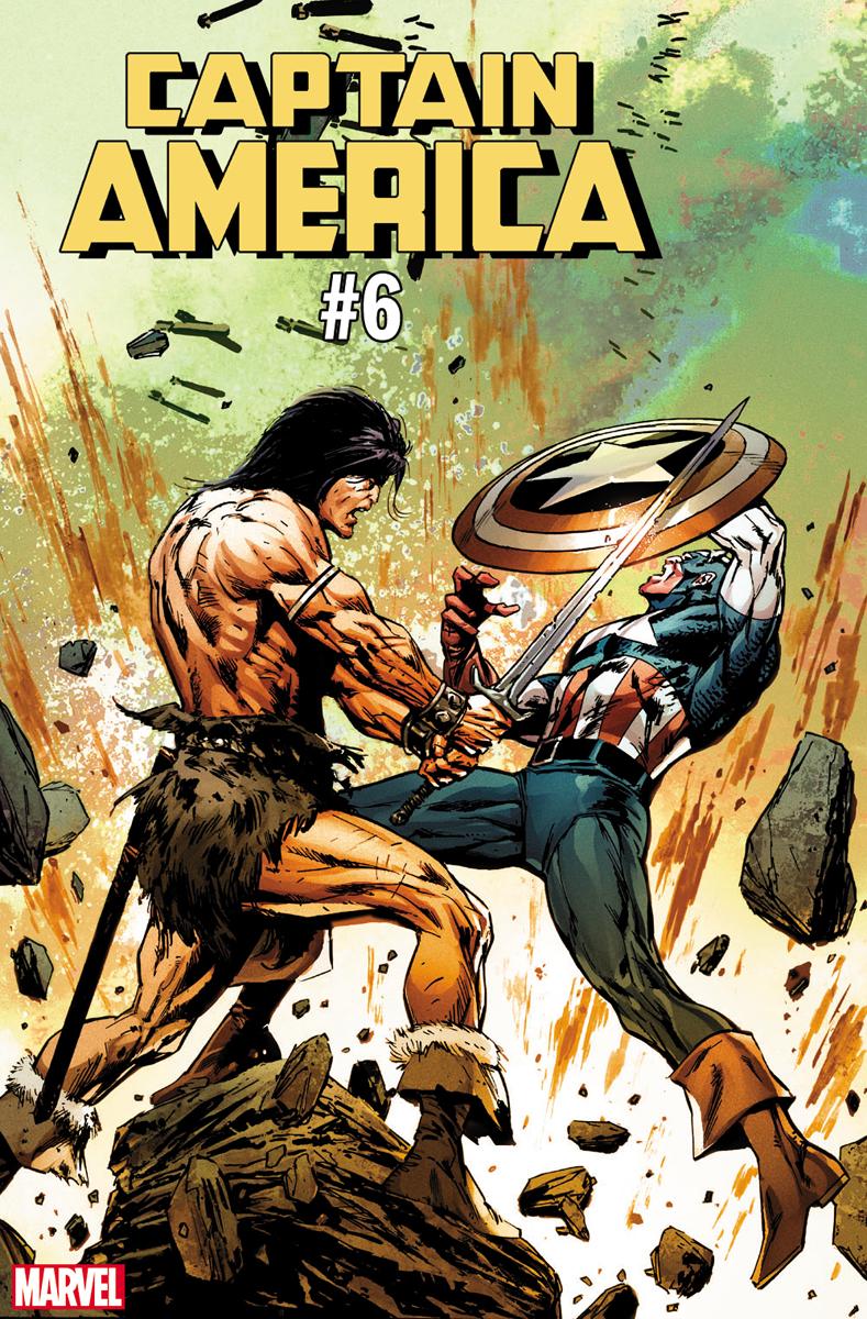 Конан-Варвар сразился ссупергероями Marvel, нолишь навариативных обложках | Канобу - Изображение 4346