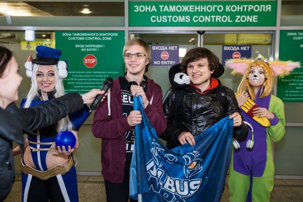Фанаты встретили Albus NoX Luna в Шереметьево как героев | Канобу - Изображение 9844