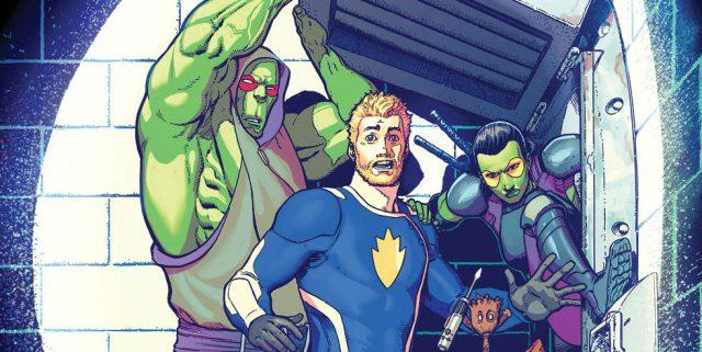 Издательство Marvel тизерит новый комикс про Стражей Галактики. Напервом промо есть даже Галактус | Канобу - Изображение 13408