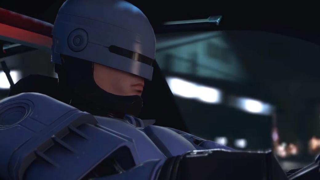 Робокоп против Тревора в фанатской короткометражке, снятой на движке GTA V! | Канобу - Изображение 1488
