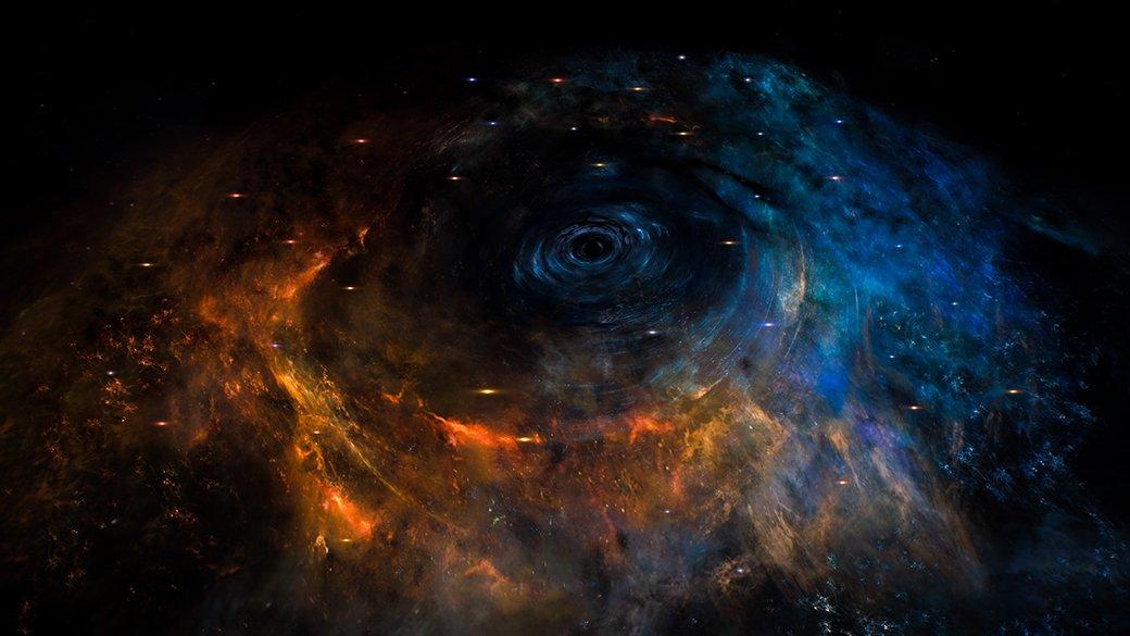 Потрясающий космос Mass Effect: Andromeda   Канобу - Изображение 9894