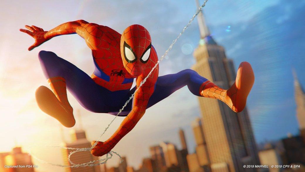 Гифка дня: Человек-паук против физики вSpider-Man для PS4 | Канобу - Изображение 1065