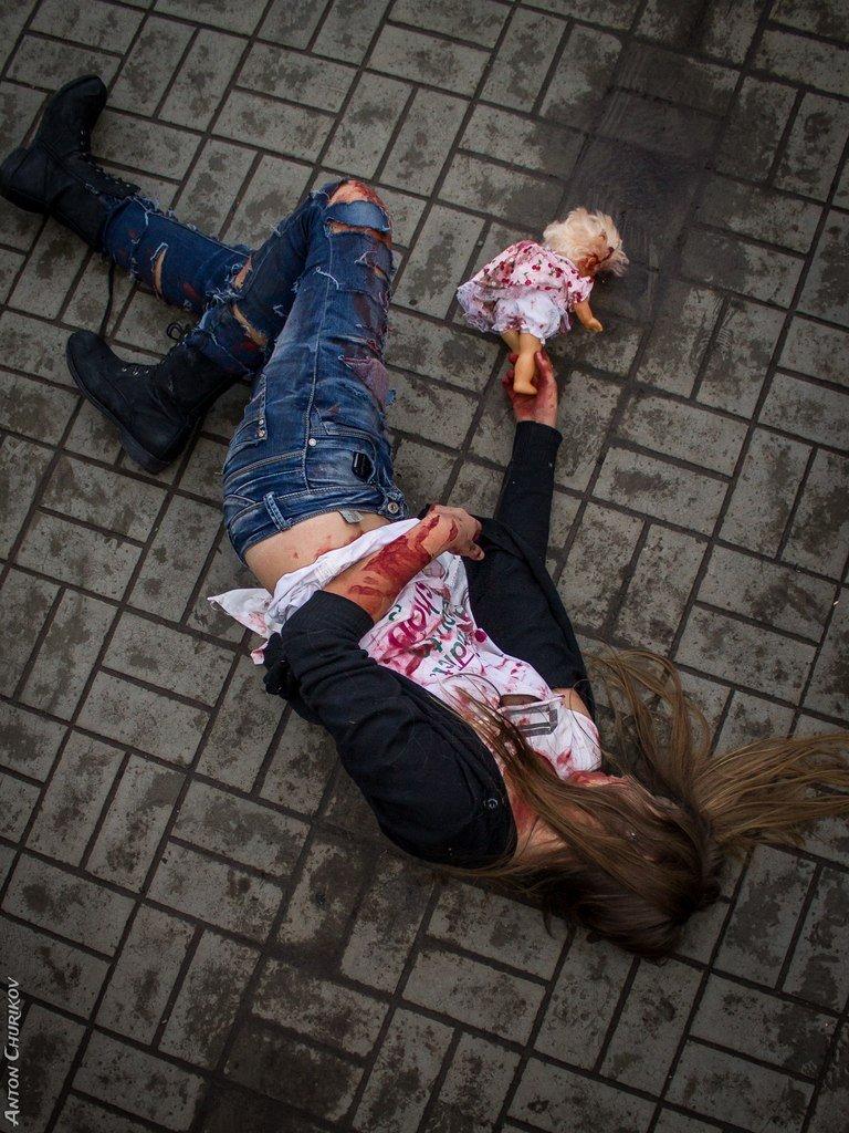 В Йошкар-Оле прошел первый зомби-парад | Канобу - Изображение 4