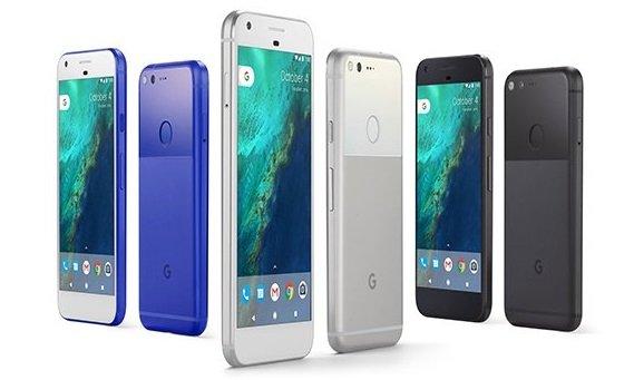 Google показала «реально синие» смартфоны Pixel иVR-шлем Daydream | Канобу - Изображение 11093