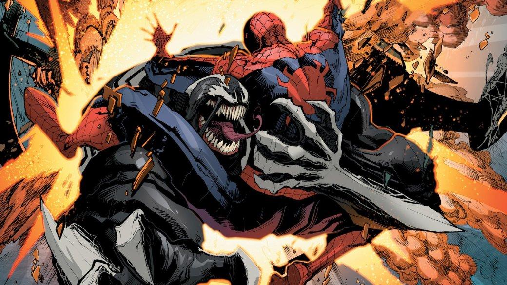 Ожившая мечта любителя Marvel: Веном против Человека-паука вкрутом фан-видео | Канобу - Изображение 1