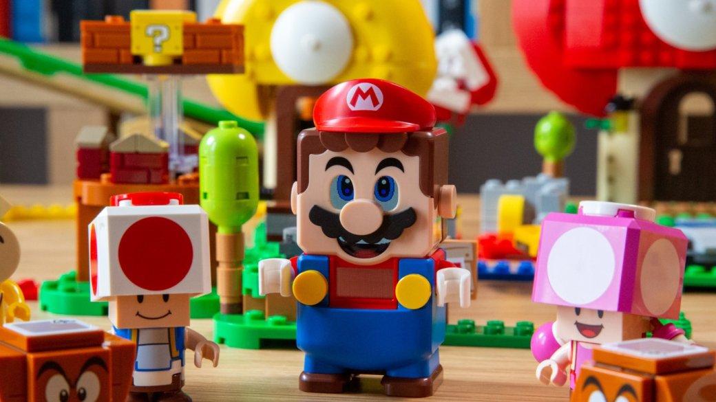 Дизайнер LEGO о работе над набором Марио | Канобу - Изображение 7795