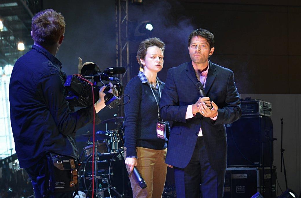 Фотоотчет с «Игромира» и Comic Con Russia, день 3 – Миша Коллинз | Канобу