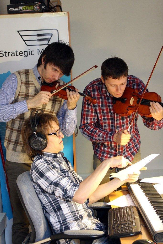Стратегия Музыки: Интервью со Станиславом Полеско   Канобу - Изображение 3