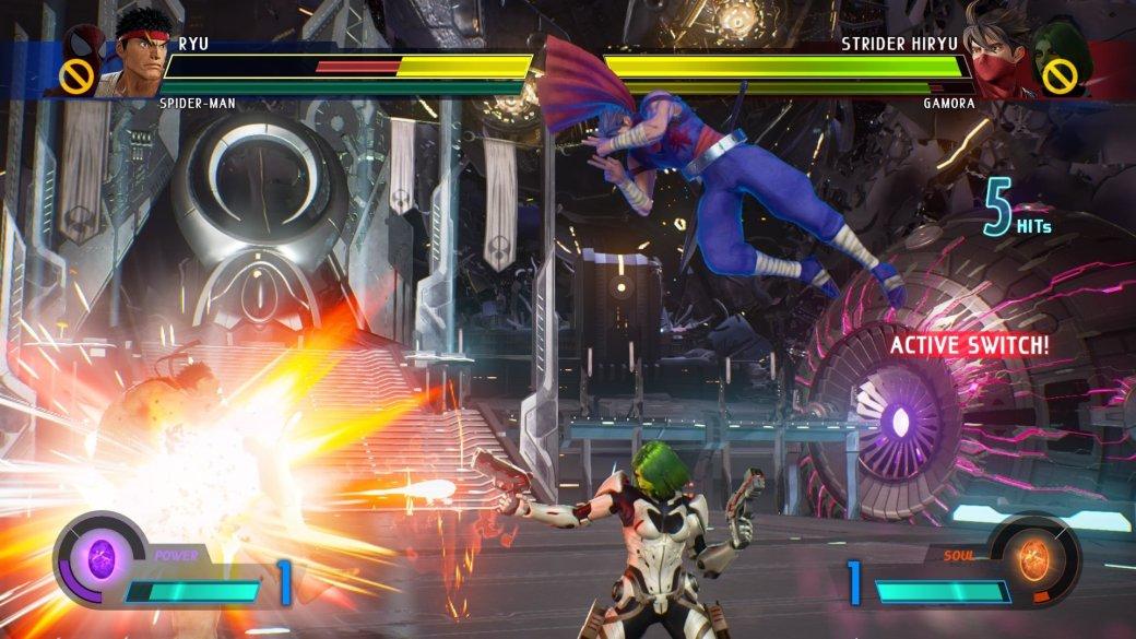 Рецензия на Marvel vs. Capcom: Infinite. Обзор игры - Изображение 5