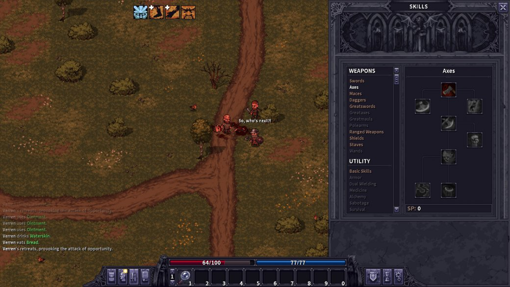 Обзор Stoneshard— многообещающая RPG про фэнтезийный мир, страдания иболь. Стоитли покупать ее? | Канобу - Изображение 7001