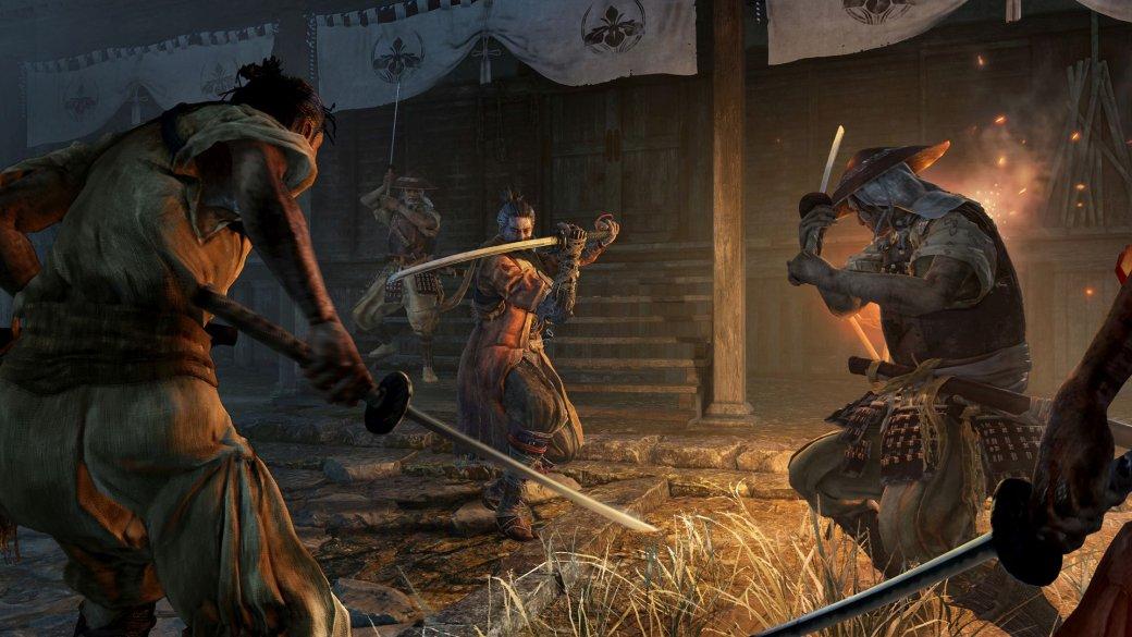E3 2018. Автор Dark Souls поделился подробностями мира, сюжета ибоевой системы Sekiro   Канобу - Изображение 1