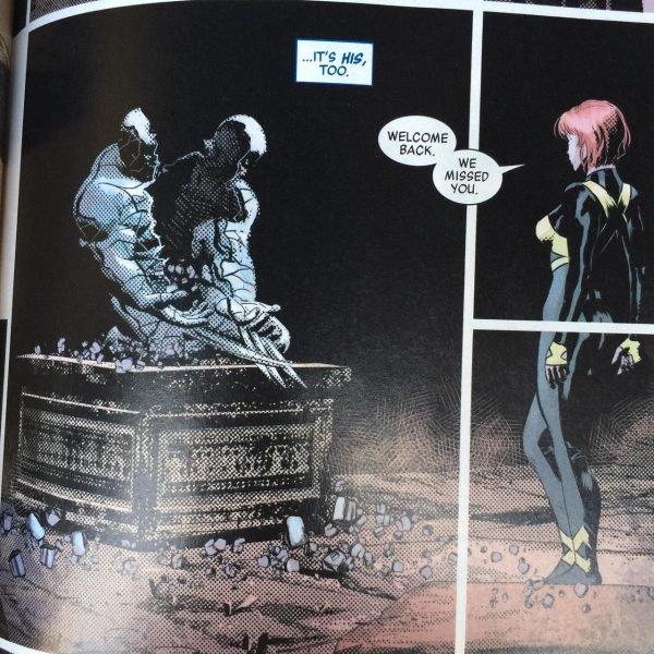 Главный спойлер Marvel Legacy появился раньше времени: угадайте, кто воскрес | Канобу - Изображение 8723