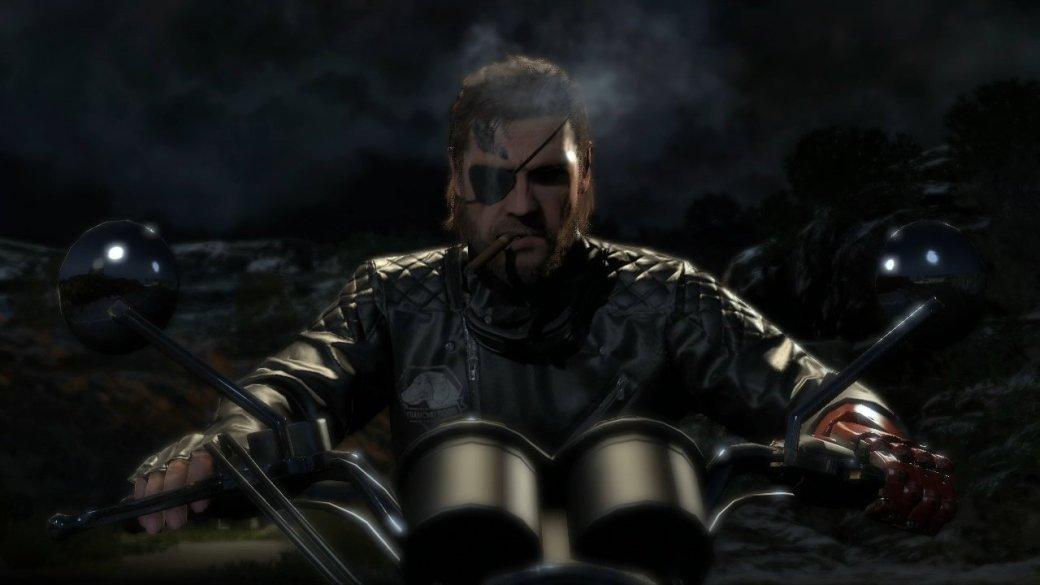 Официально анонсировано полное издание Metal Gear Solid V   Канобу - Изображение 10401