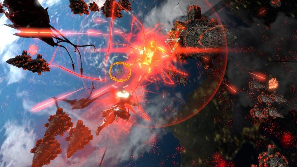 Рецензия на Asura's Wrath   Канобу - Изображение 6950