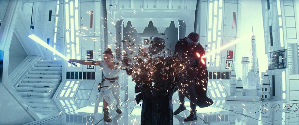 Круглый стол по фильму «Звездные войны: Скайуокер. Восход» | Канобу - Изображение 8008